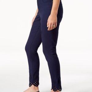 Charter Club Petite Bristol  Ankle Skinny Jeans